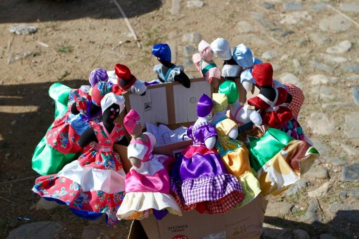 Dolls, Manaca Iznaga, Valle de los Ingenios, Cuba