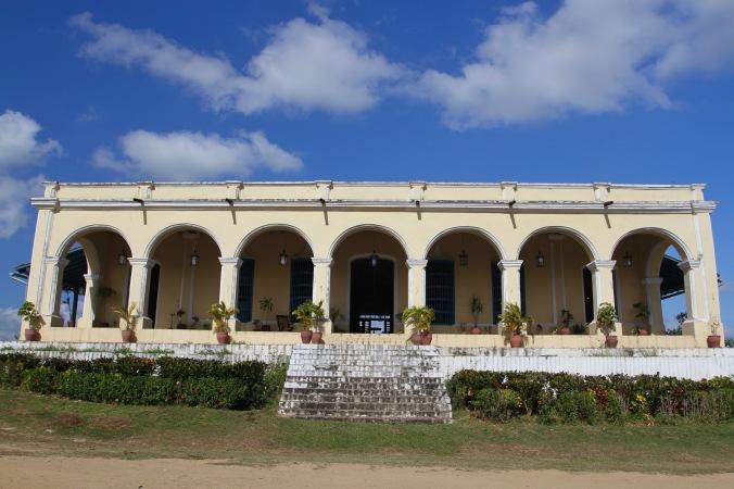 Guáimaro plantation, Valle de los Ingenios, Cuba