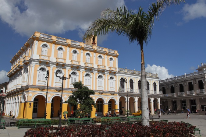 Parque Serafín Sánchez, Sancti Spiritus, Cuba