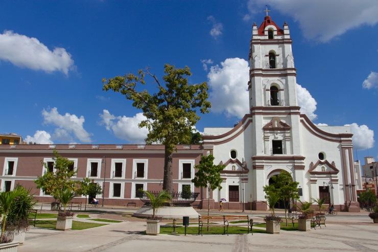 Iglesia de Merced, Plaza de los Trabajadores, Camaguey, Cuba