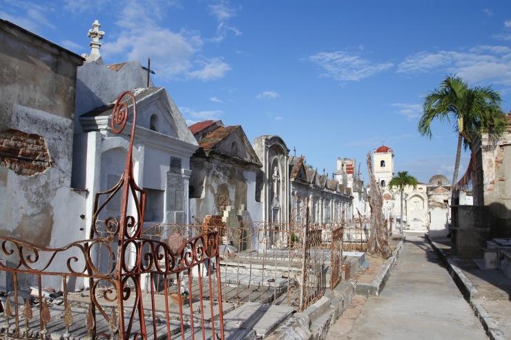 Camaguey Cemetery, Cuba
