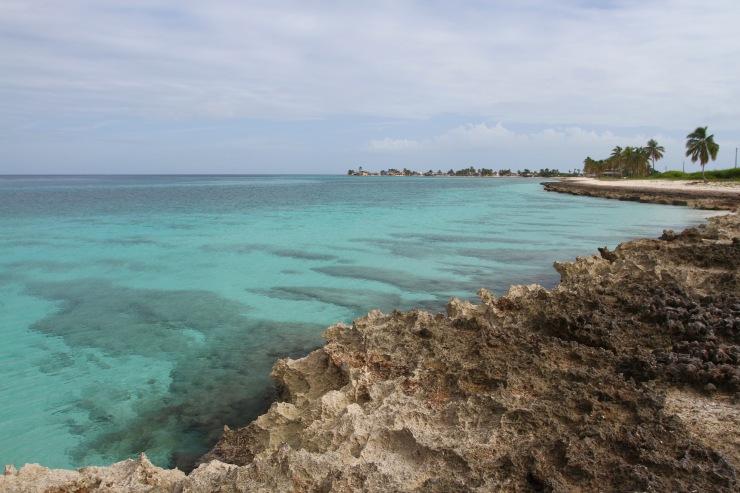 Playa los Cocos and La Boca, Cayo Santa Lucia, Cuba