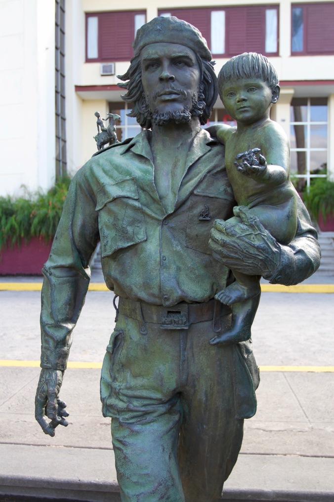 Statue of Che Guevara, Santa Clara, Cuba