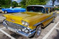 Classic American car, Cuba