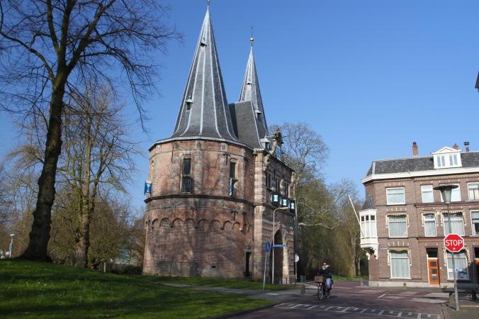Cellebroederspoort, Medieval gate, Kampen, Netherlands