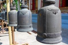 Buddhist temple, Bangkok, Thailand