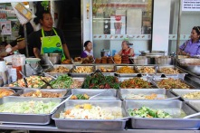 Street food in Bangkok, Thailand