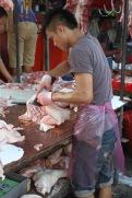 Khlong Toei wet market, Bangkok, Thailand