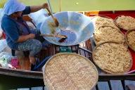 Talin Chan Floating Market, Bangkok, Thailand