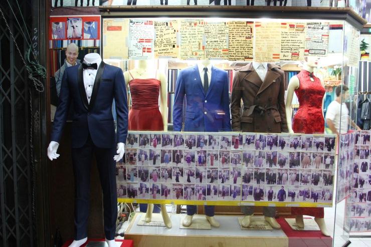 Suits you Sir! Bangkok, Thailand