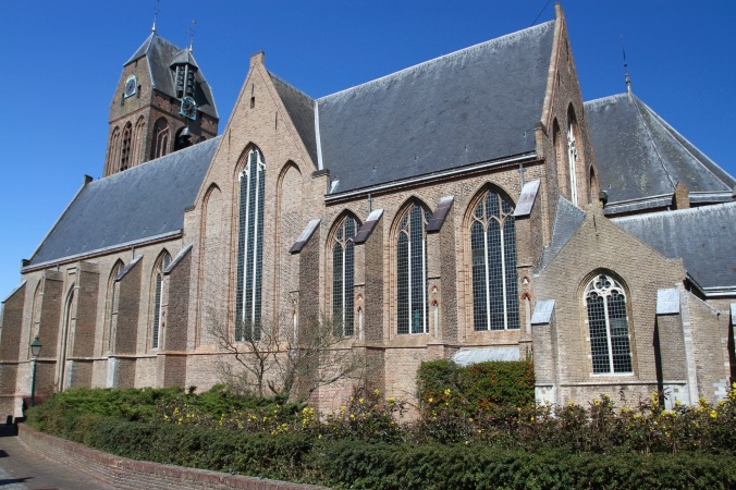 De Grote of Sint Michaëlskerk, Oudewater, Netherlands