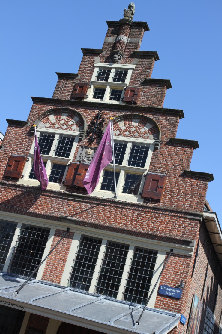 The Heksenwaag, the Witches Weighing House, Oudewater, Netherlands