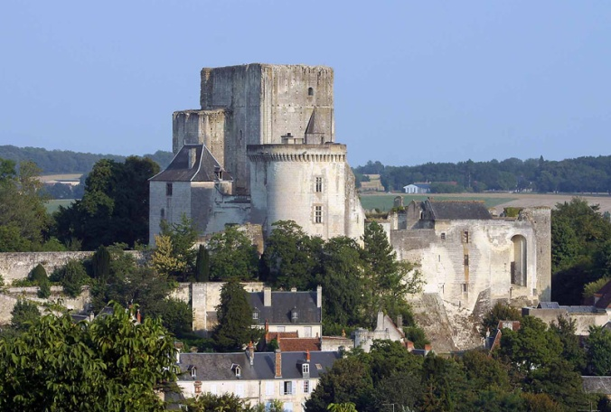 Loches, France (courtesy of Ville Loches)