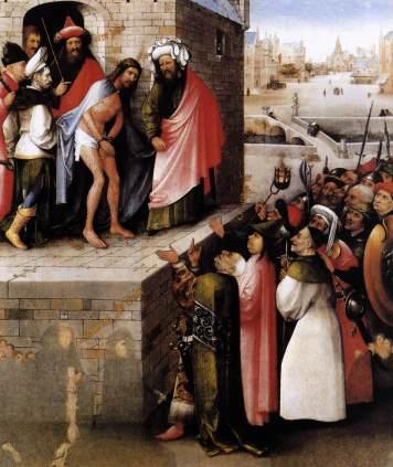 Ecce Homo by Hieronymus Bosch