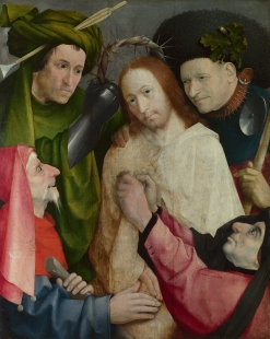 Christ Crowned with Thorns by Hieronymus Bosch