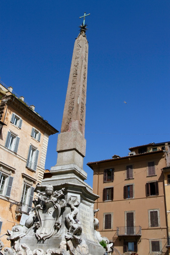Piazza della Rotonda, the Pantheon, Rome, Italy