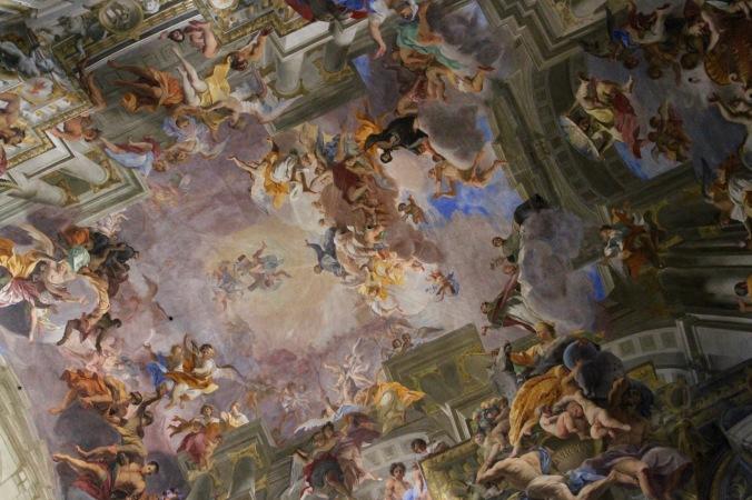 Church of Saint Ignazio di Loyola, Rome, Italy