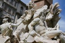 Piazza Navona, Rome Italy