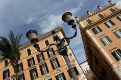 Piazza Spagna, Rome, Italy