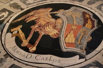 Basilica Santa Maria del Popolo, Piazza del Popolo, Rome, Italy