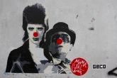 Graffiti, Rome Italy
