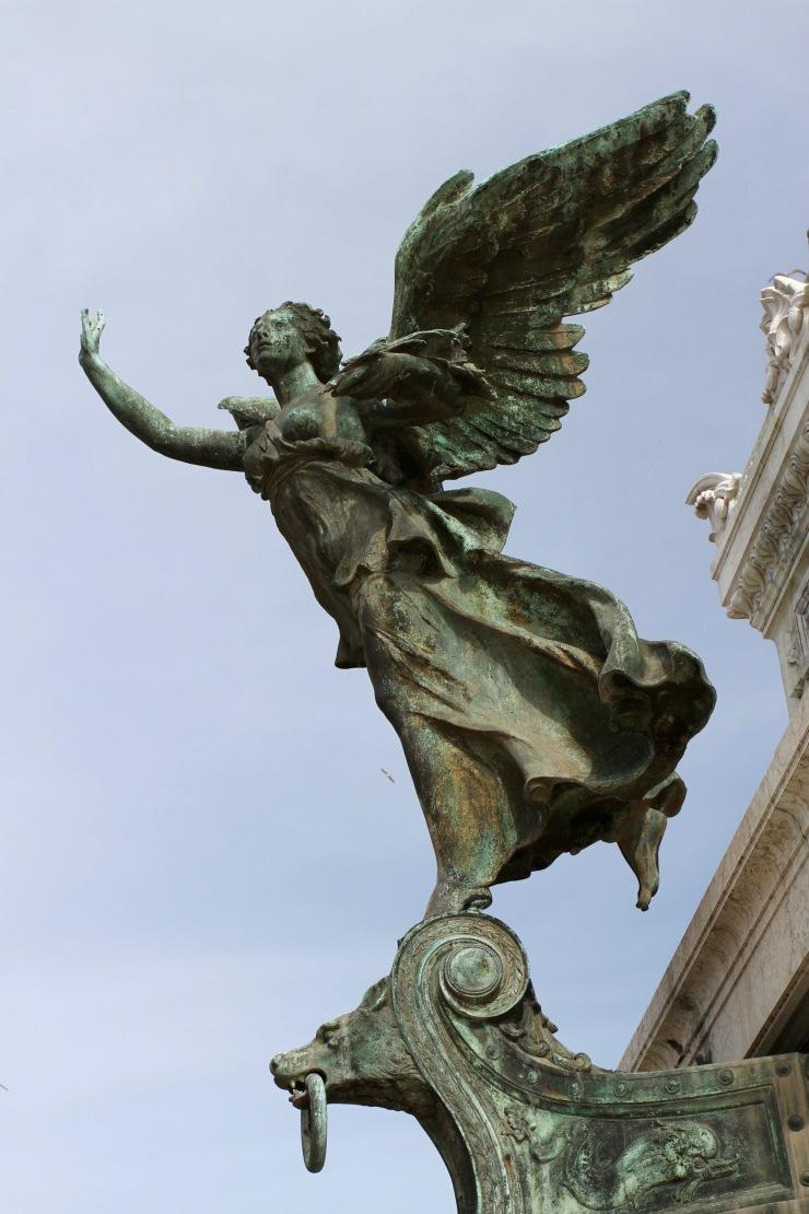 Il Vittoriano, Rome, Italy