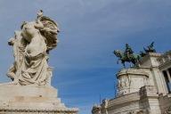 Altare della Patria, Rome, Italy