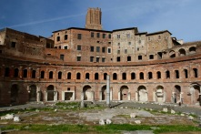 Trajan's Market, Rome, Italy