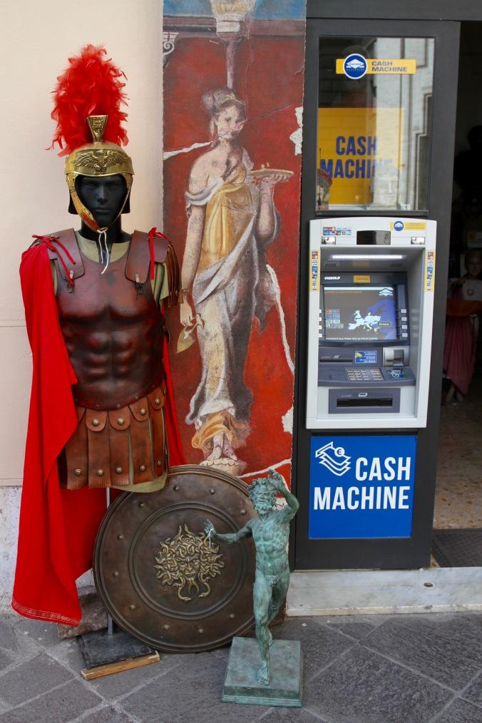 Rome tourist tat, Rome, Italy