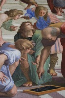 The Raphael Rooms, Vatican City, Rome, Italy