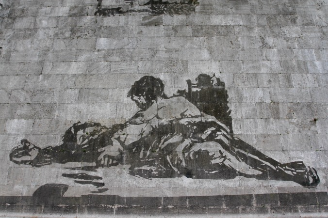 Triumphs and Laments, River Tiber, Rome, Italy