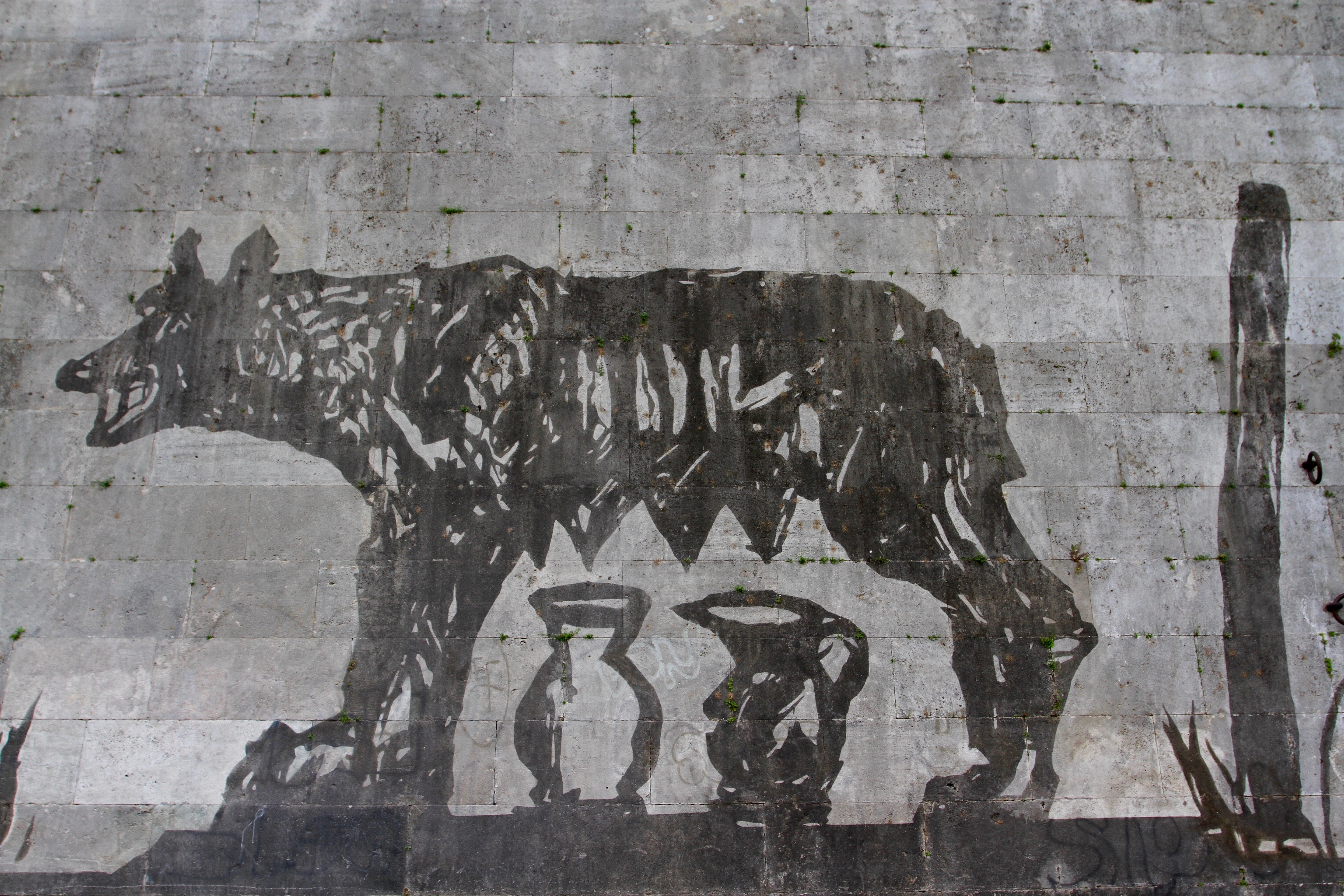 A weekend in rome notesfromcamelidcountry the she wold romulus and remus symbol of rome biocorpaavc