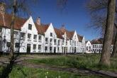 Begijnhof, Bruges, Belgium