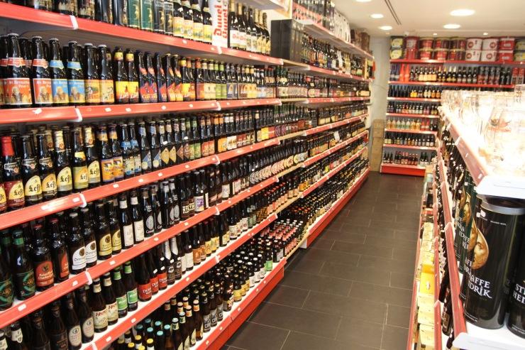 Beer, Bruges, Belgium