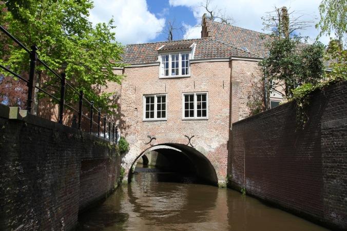 Canals, Den Bosch, Netherlands