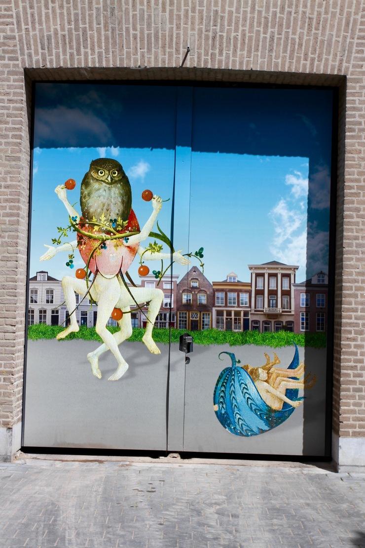Hieronymus Bosch trail, Den Bosch, Netherlands