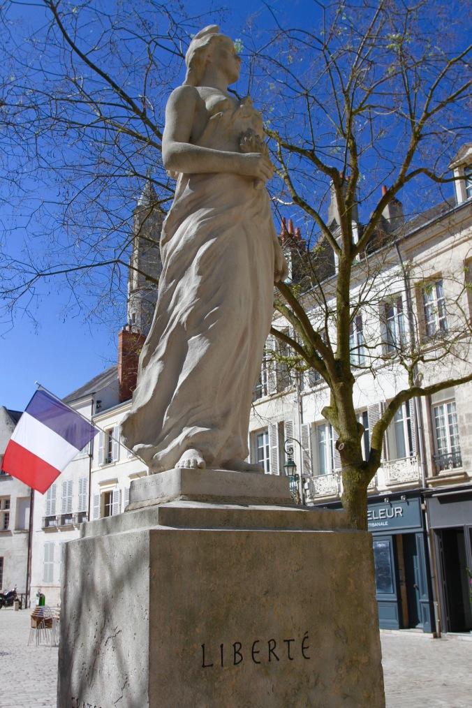 Marianne, Orléans, France