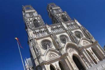 Cathédrale Sainte-Croix d'Orléans, Orléans, France