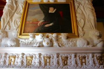 Catherine de Médicis, Château de Chenonceau, Loire Valley, France