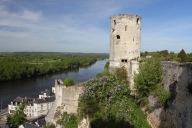 Château de Chinon, Loire Valley, France