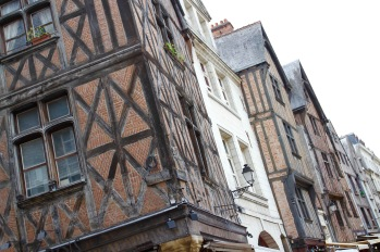 Place Plumereau, Tours, France