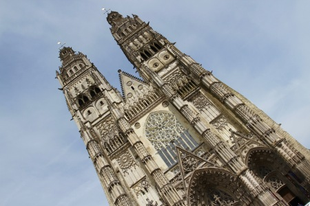 Cathedral of Saint Gatien, Tours, France