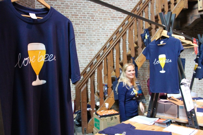 Love Beer, Dutch Beer Tasting Festival, Grote Kerk, The Hague, Netherlands