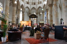 Dutch Beer Tasting Festival, Grote Kerk, The Hague, Netherlands