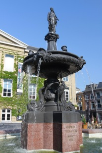 Groenmarkt, Gorichem, Netherlands