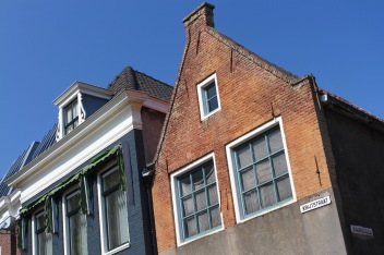 Buildings, Gorichem, Netherlands