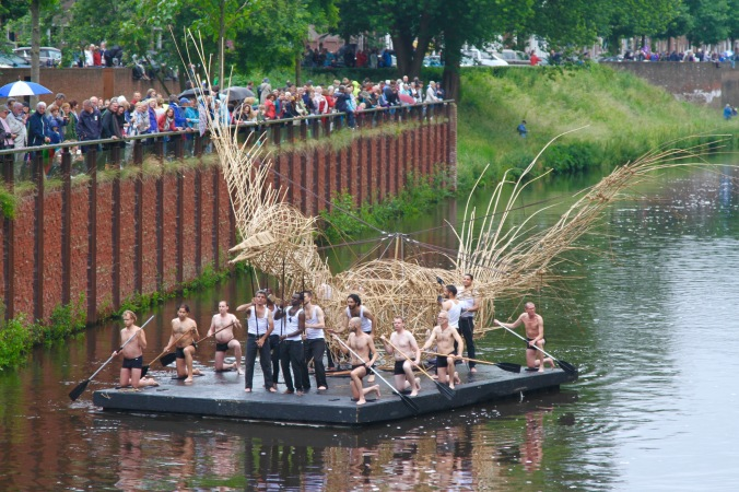 The Bosch Parade, 's-Hertogenbosch, Netherlands