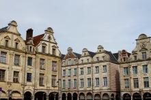Place des Héros, Arras, France