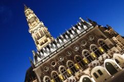 Town Hall and Belfry, Place des Héros, Arras, France