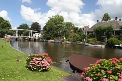 Cycling the River Vecht, Netherlands